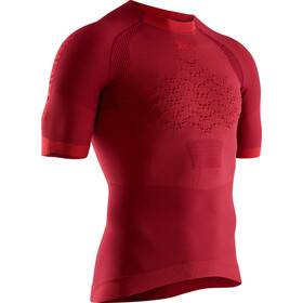 X-Bionic The Trick G2 Run Shirt SS Men namib red/sunset orange